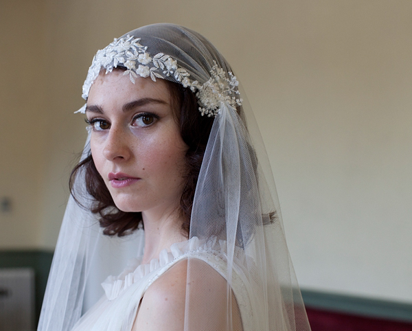 Agnes Hart ~ Vintage Style Wedding Headpieces, Hats and Veils