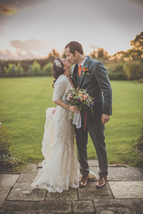 Autumn Wedding Glamour and Elegance