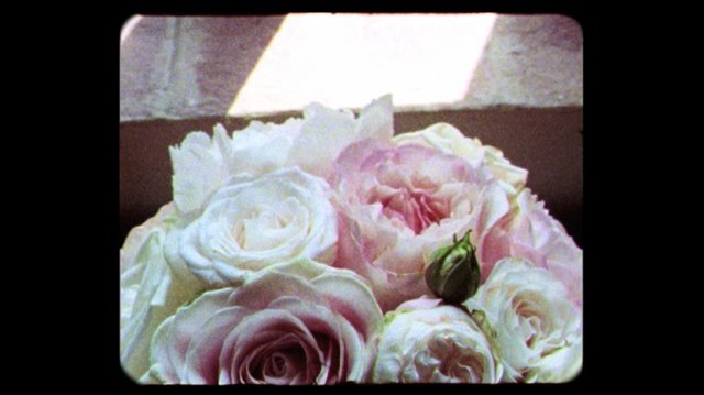 Lunch Time Super 8mm Wedding Film ~  A Wedding in Tuscany