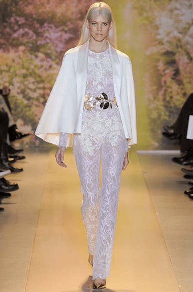 Spring/Summer 2014 Haute Couture Round-Up:  Bridal Party Trends for 2014
