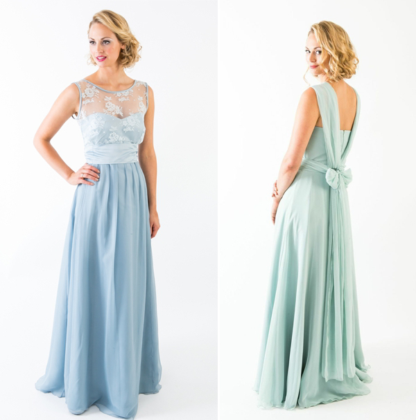 Elegant Bridesmaids Dresses | Love My Dress® UK Wedding Blog