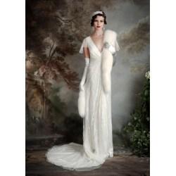 Small Crop Of Art Deco Dress
