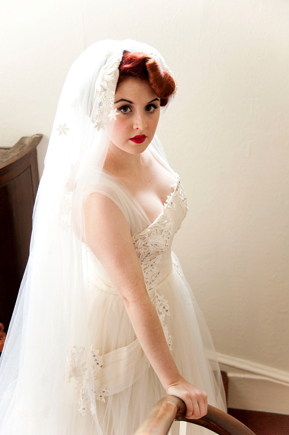 A Celebration of Vintage Bridal Fashion with Abigail's Vintage (Bridal Fashion Fashion & Beauty )