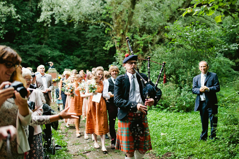 An Elegant and Whimsical Wedding in the Woods (Films Weddings )