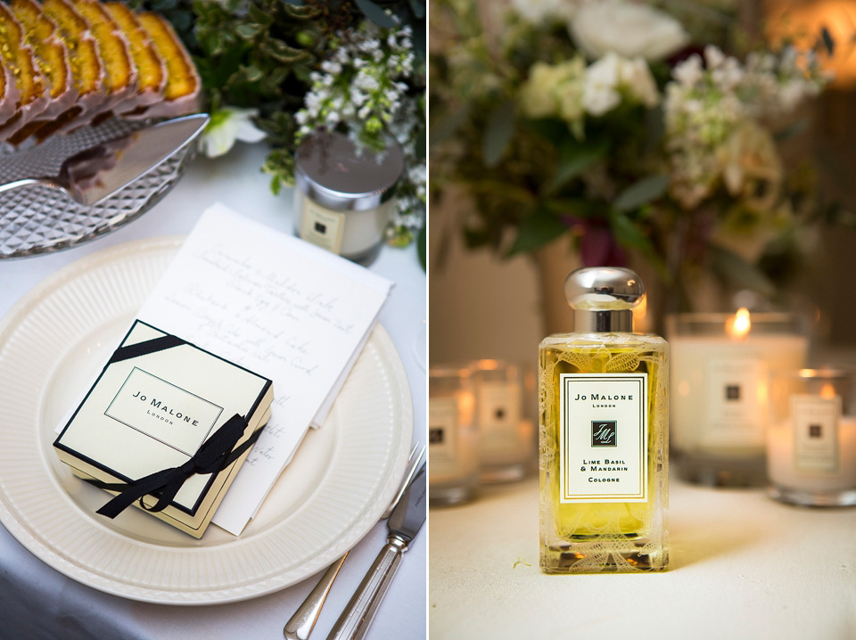 A Scented Wedding With Jo Malone London Amp A First Look At