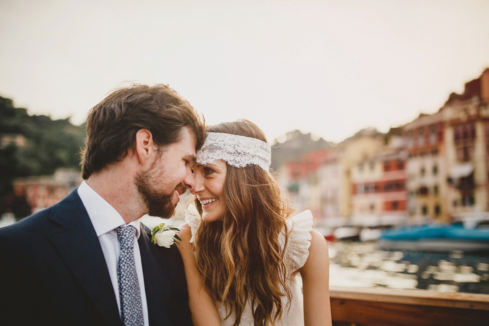 Delphine Manivet for a Bohemian Bride and her Chic Summer Wedding in Italy