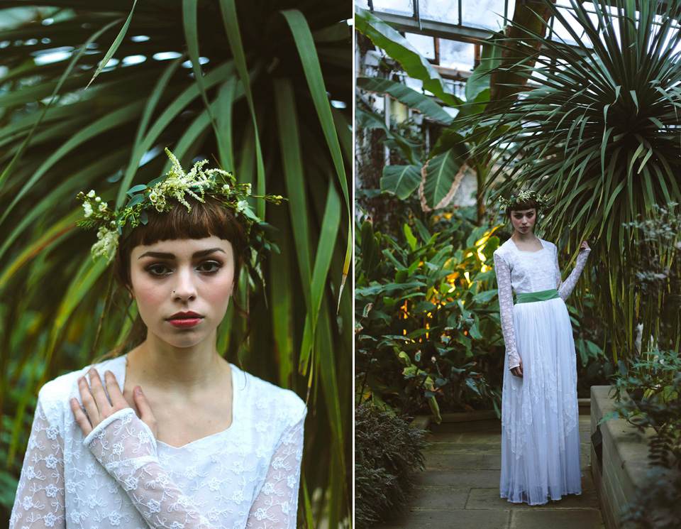 Ethereal and Elegant Botanical Winter Wedding Style (Get Inspired Styled Shoots )
