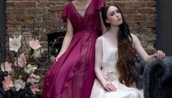 Cherry Williams London – Bespoke Bridesmaids Dresses In Stunning Silk