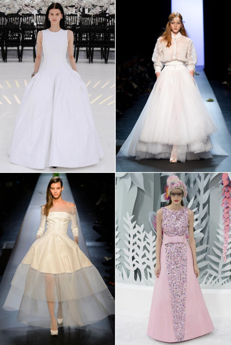 Wedding Dress Trends Reviews : Spring summer couture trends plus size wedding