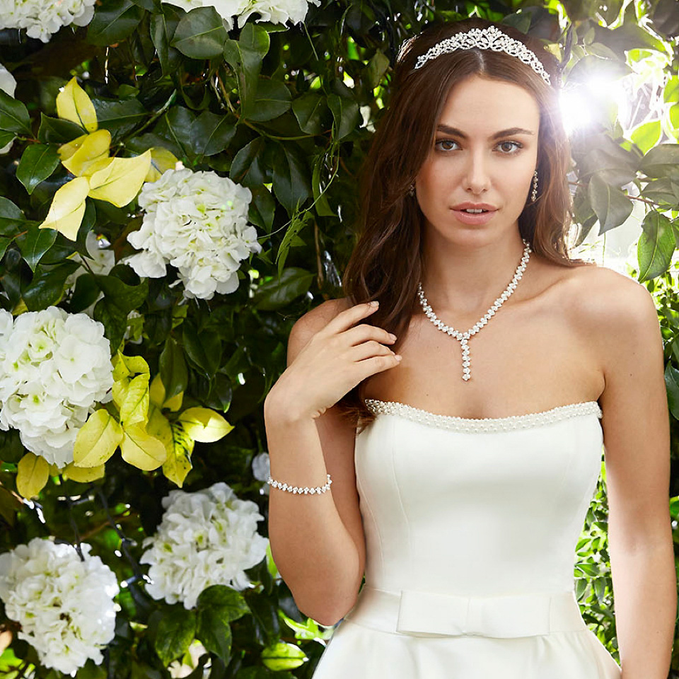 A Jewel On The High Street – Bridal Jewellery By Jon Richard + 20% Savings Until 9th March (Bridal Fashion Fashion & Beauty Get Inspired Supplier Spotlight )