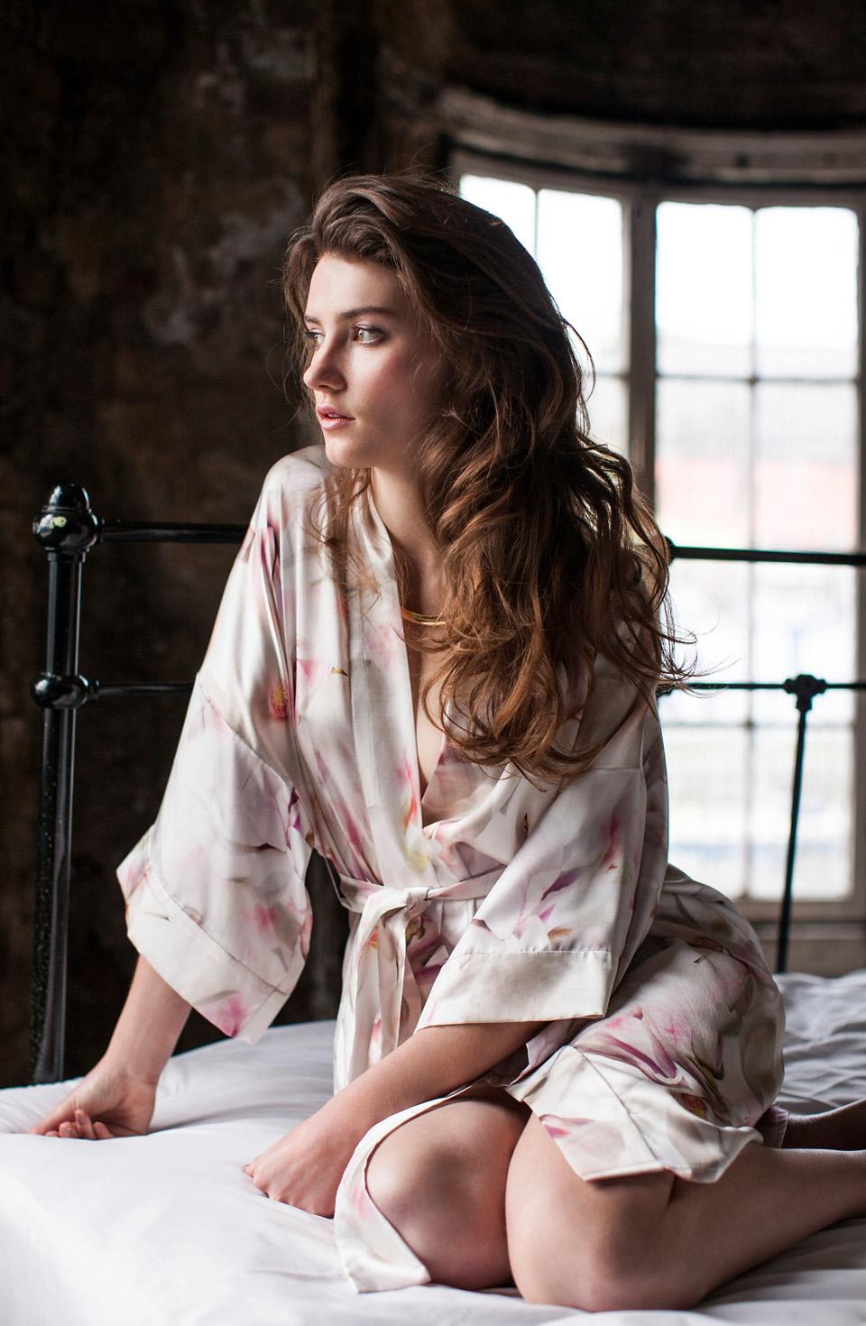 Introducing 'Botanica' From Violet & Wren – Luxury Silk Loungewear (Bridal Fashion Fashion & Beauty Get Inspired Supplier Spotlight )