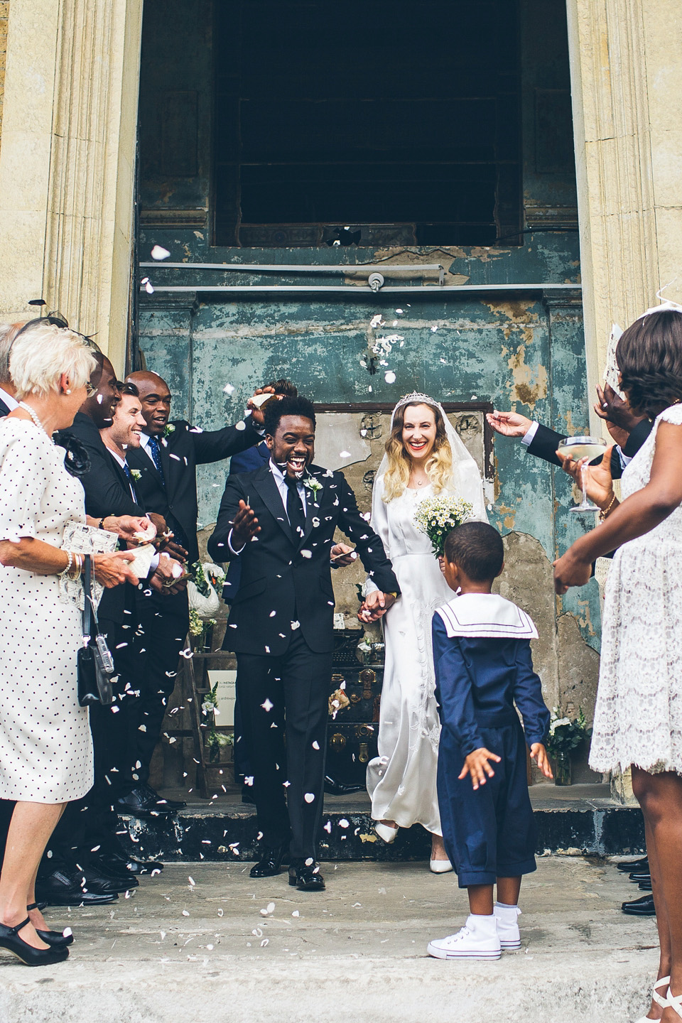 A Baz Luhrmann and 1930's Decayed Decadence Inspired Wedding