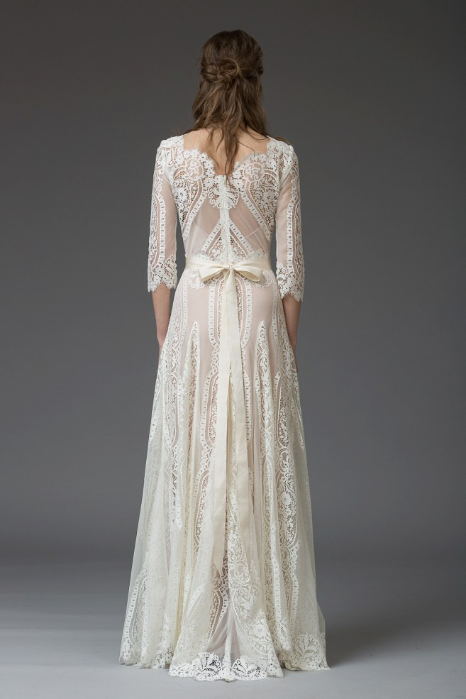 Katya katya shehurina new romantic whimsical wedding for Romantic ethereal wedding dresses
