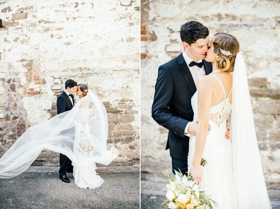 YolanCris and Marcel Waves for a Glamorous Golden Age of Jazz Inspired Wedding (Weddings )