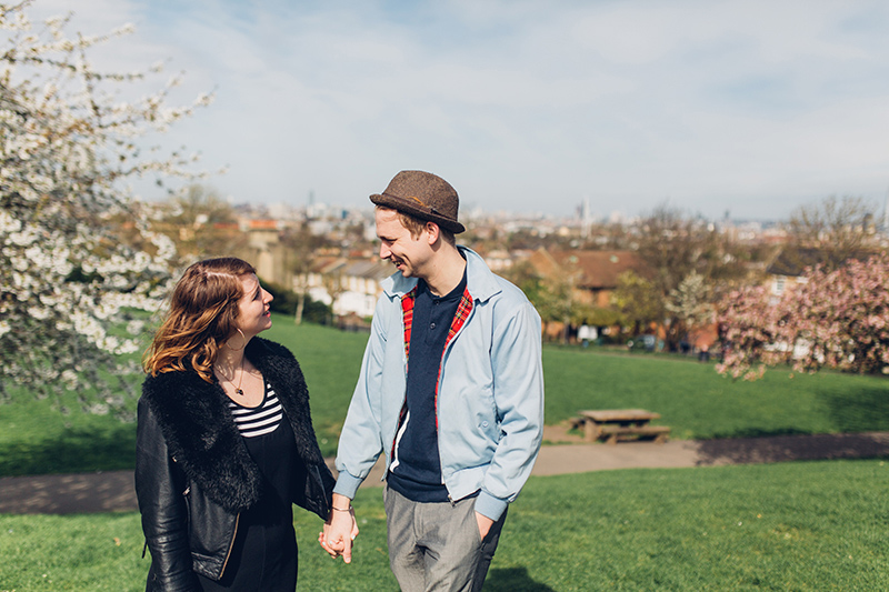 The Lovettes (Katie) - Hangovers, Jam Jars and an Engagement Shoot! (Get Inspired Proposals + Engagements The Lovettes )