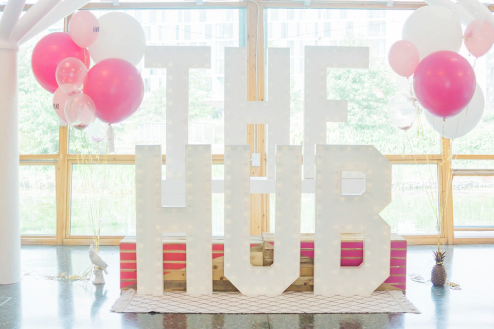 The Hub, With Chosen Wedding Collective