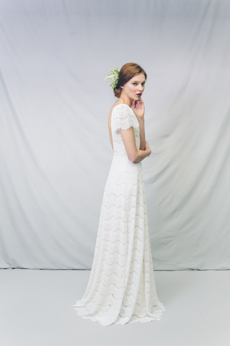 Introducing Kate Beaumont – Designer & Maker Of Elegant Wedding Gowns With A Vintage Twist (Bridal Fashion Fashion & Beauty Get Inspired Supplier Spotlight )
