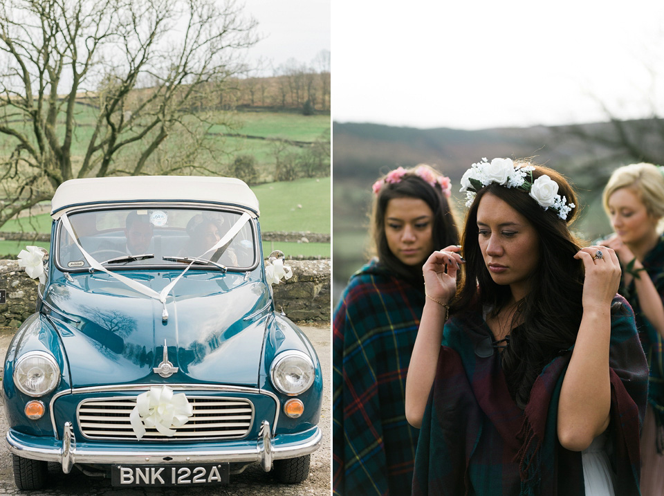 Grace Loves Lace for a Pretty Yorkshire Village Wedding Celebrating Two Cultures (Weddings )