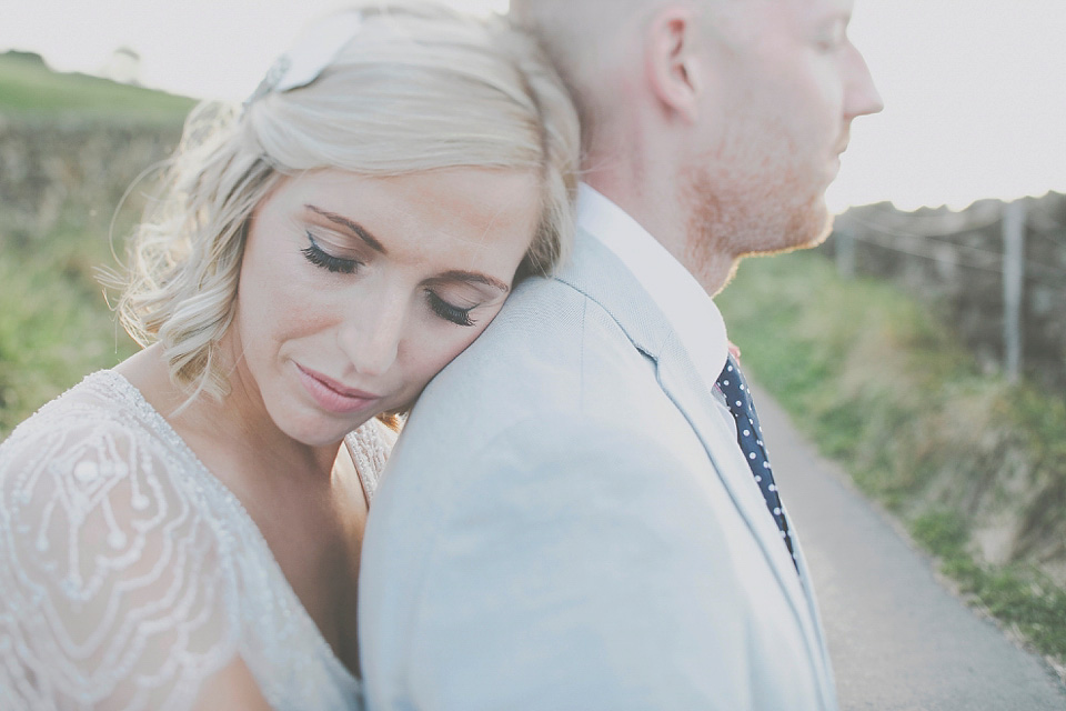 A North Yorkshire Moors Inspired Rustic Wedding at Danby Castle