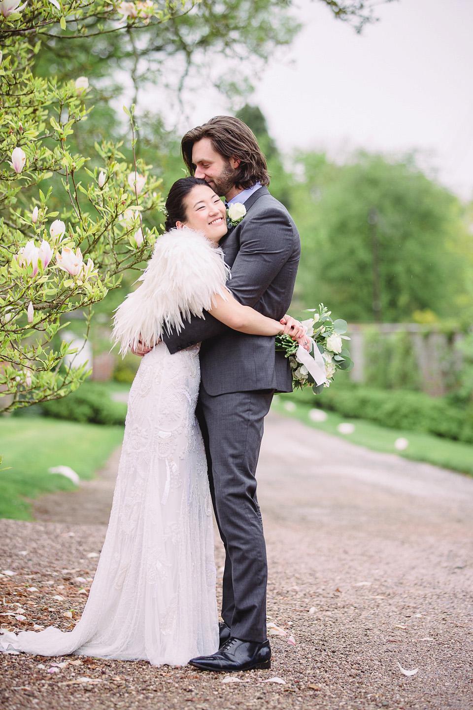 Eliza Jane Howell For An Elegant Spring Wedding at Iscoyd Park