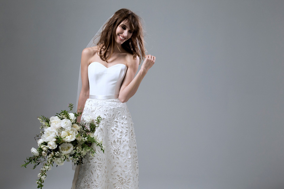 Finding The Perfect Wedding Dress – Advice & Inspiration From Little Book For Brides Dress Designers