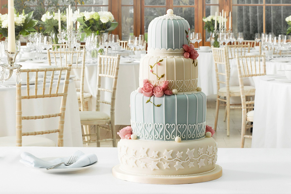 Wedding Cakes And Traditions With Marks Spencer