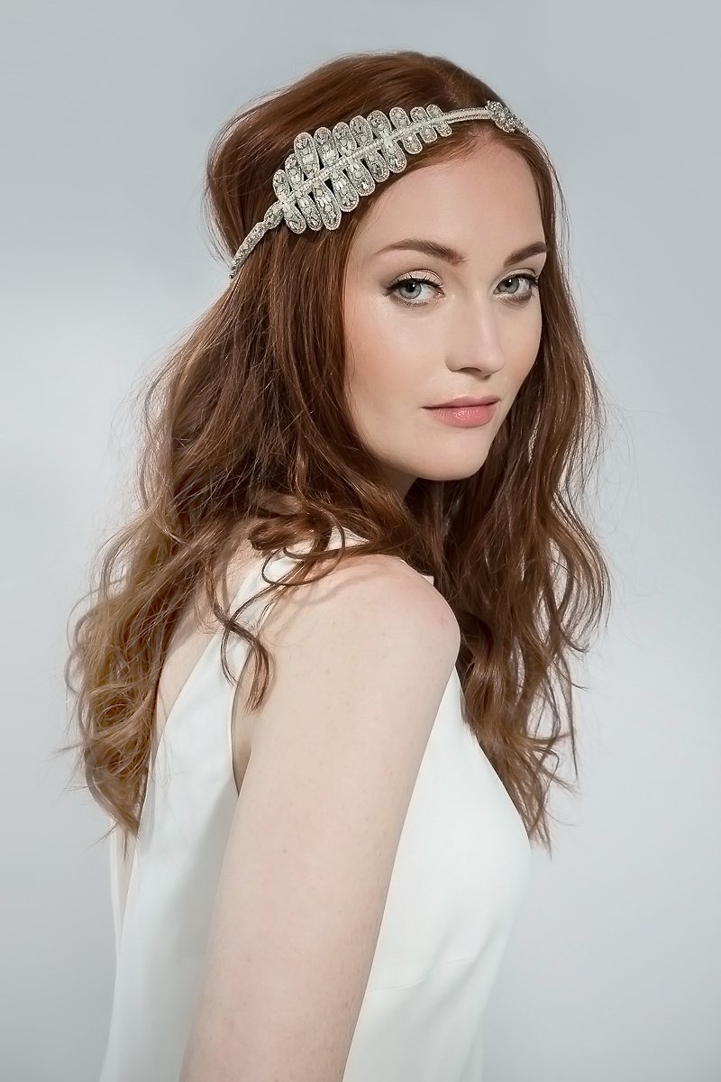 Emmy London Elegant And Ethereal Wedding Hair