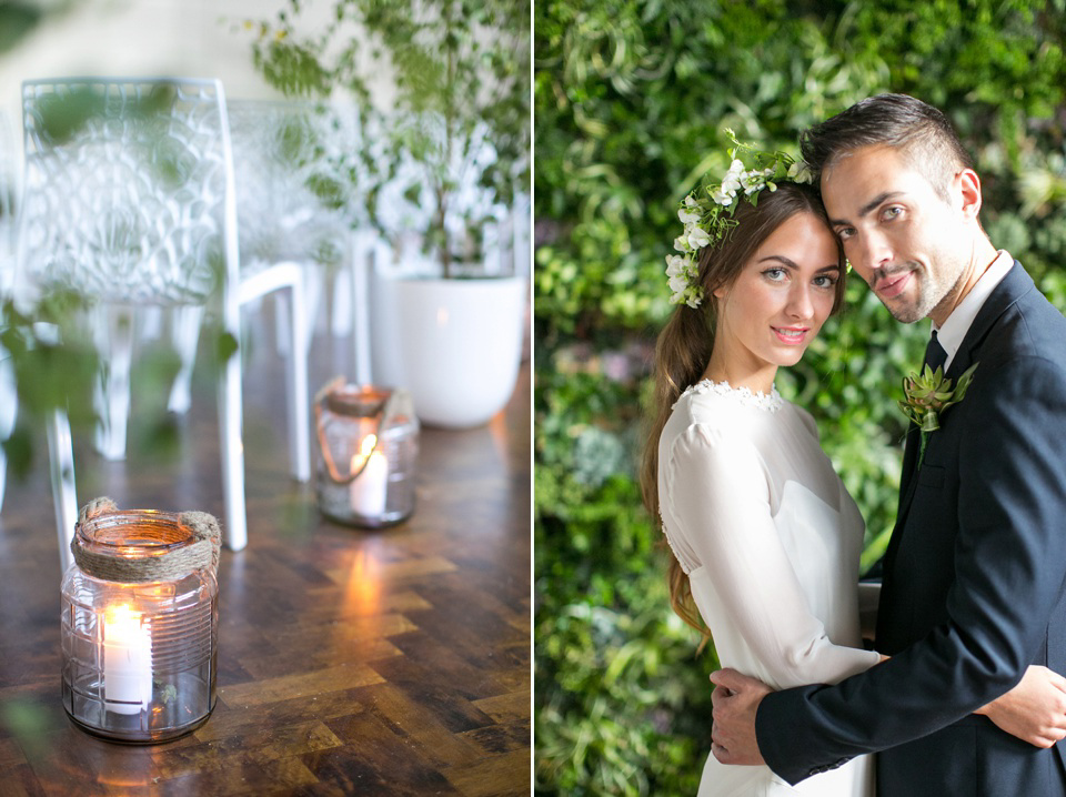 City-chic, Modern and Contemporary Wedding Inspiration at The River Rooms London (Get Inspired Styled Shoots Supplier Spotlight )