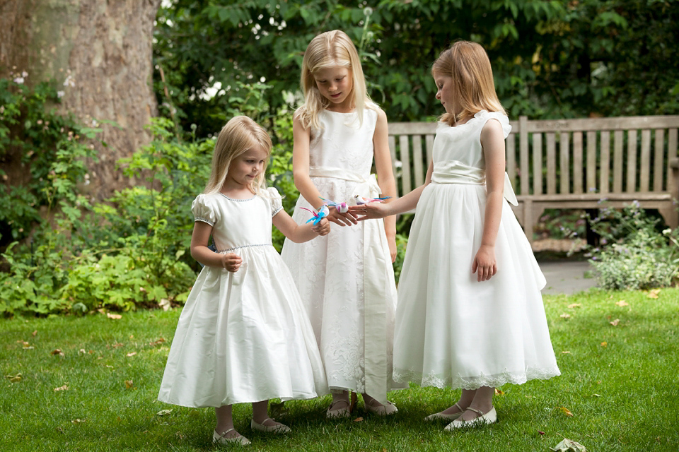 Nicki Macfarlane Opens Her First Flowergirl and Pageboy Shop