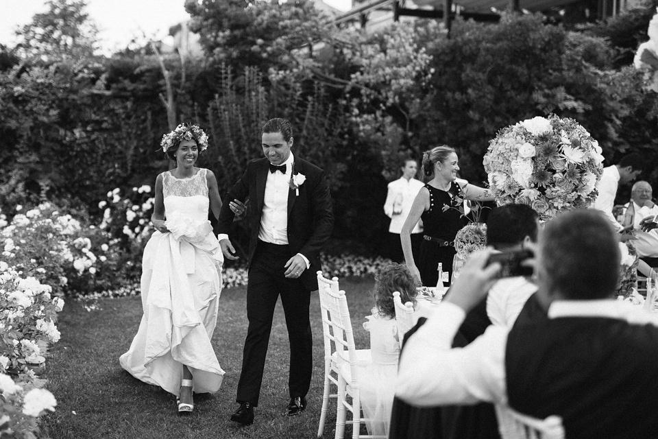 A Chic and Elegant Amalfi Coast Wedding (Weddings )