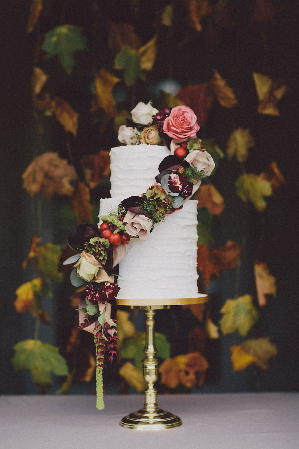 Autumn Country House Wedding Inspiration