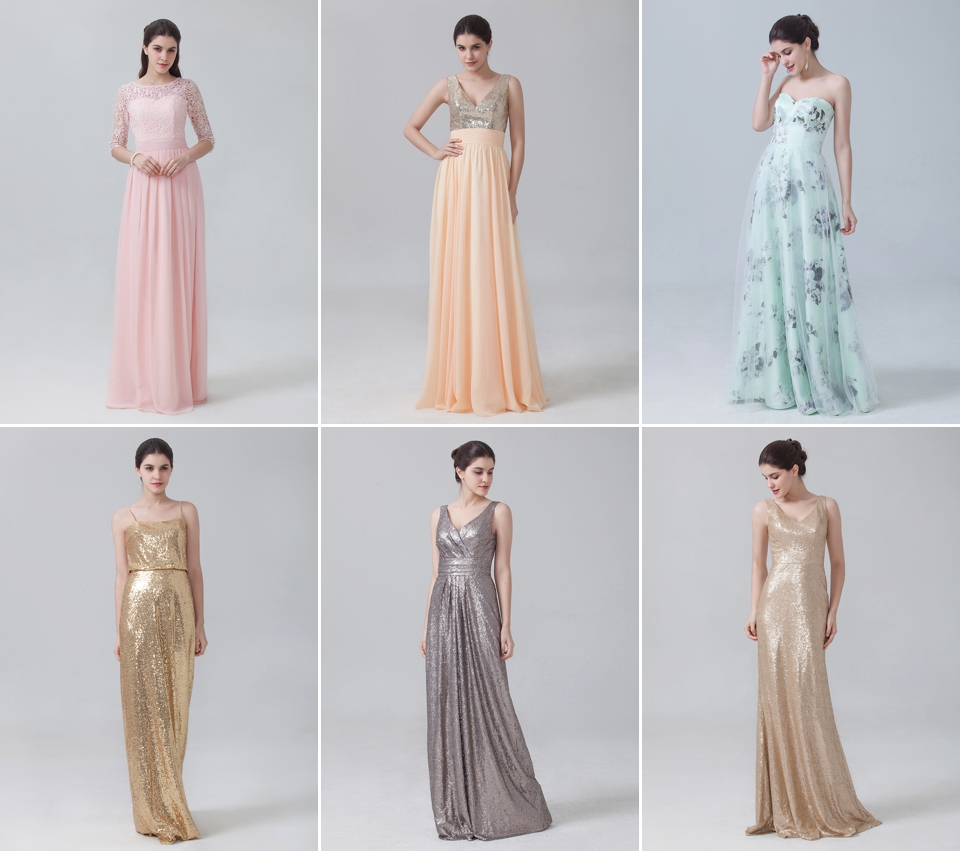 Start The New Year In Style With 30% Off Bridesmaid Dresses From For Her And For Him