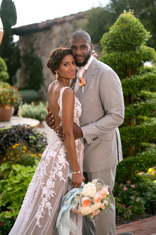 An Effortlessely Elegant Florida Wedding in Shades of Pretty Peach