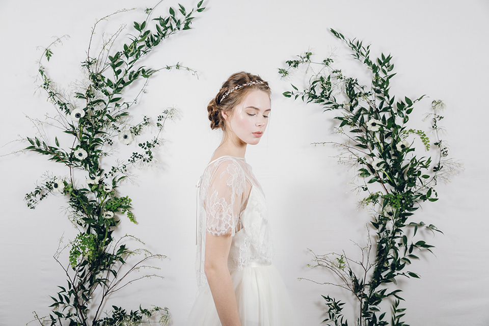 Step Into The Secret Garden – The New 2016 Accessories Collection From Debbie Carlisle (Bridal Fashion Fashion & Beauty Get Inspired Supplier Spotlight )