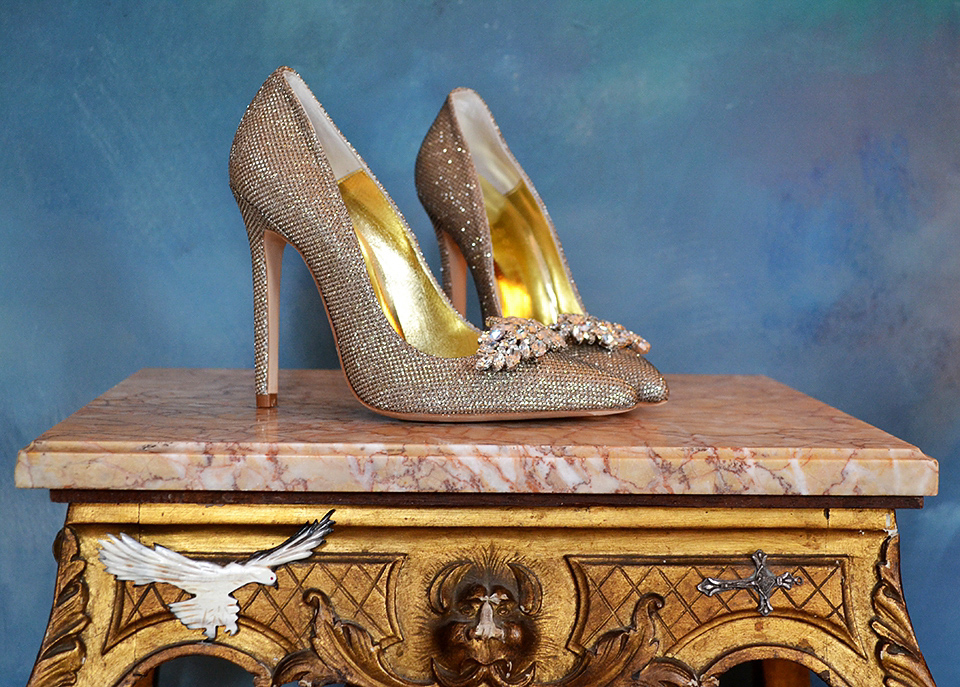 Timeless Glamour – Luxurious Wedding Shoes By Freya Rose (Bridal Fashion Fashion & Beauty Get Inspired Supplier Spotlight )