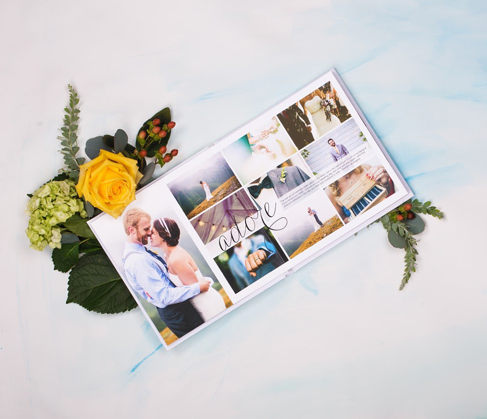 Wedding Photo Books Uk: Fabulous Customisable Photo Books And Products
