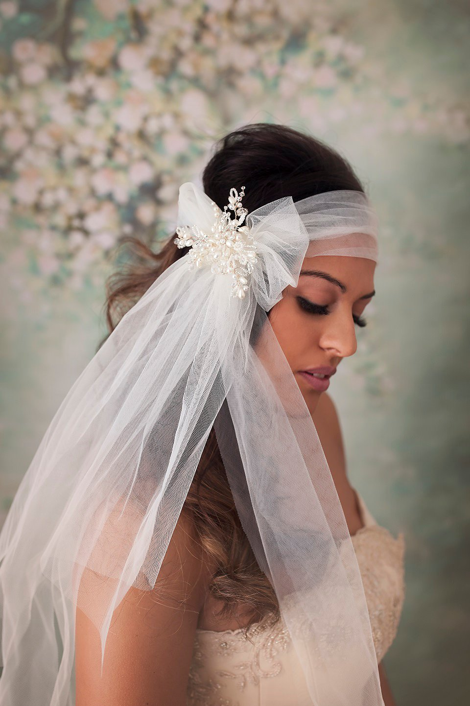 Introducing Mimosa Couture Bridal Accessories – Modern, Versatile & Romantic Wedding Headpieces