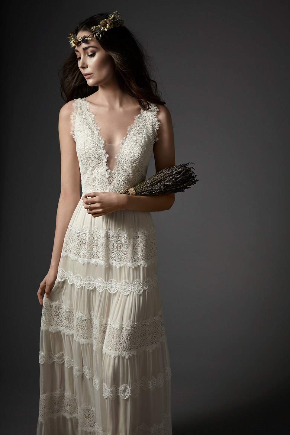 An Interview With Bridal Designer Catherine Deane