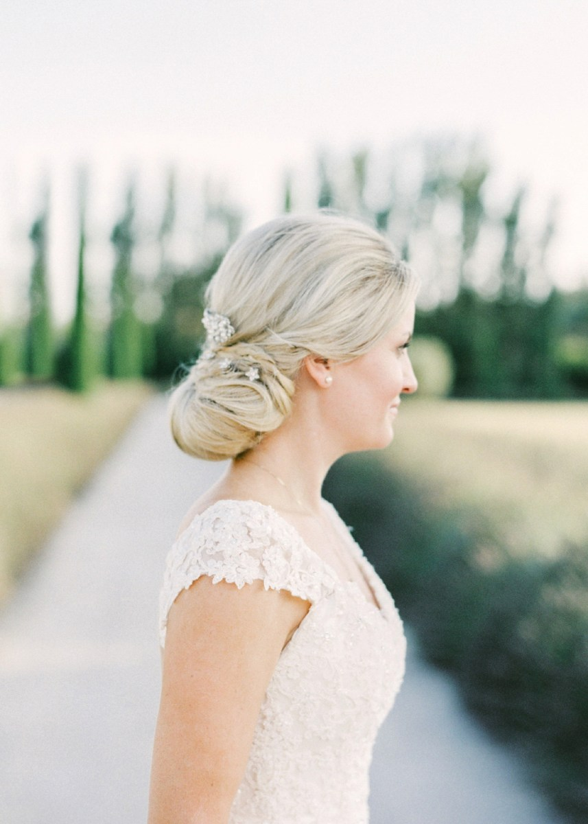 Maggie Sottero for an Rustic Elegance Wedding in Provence
