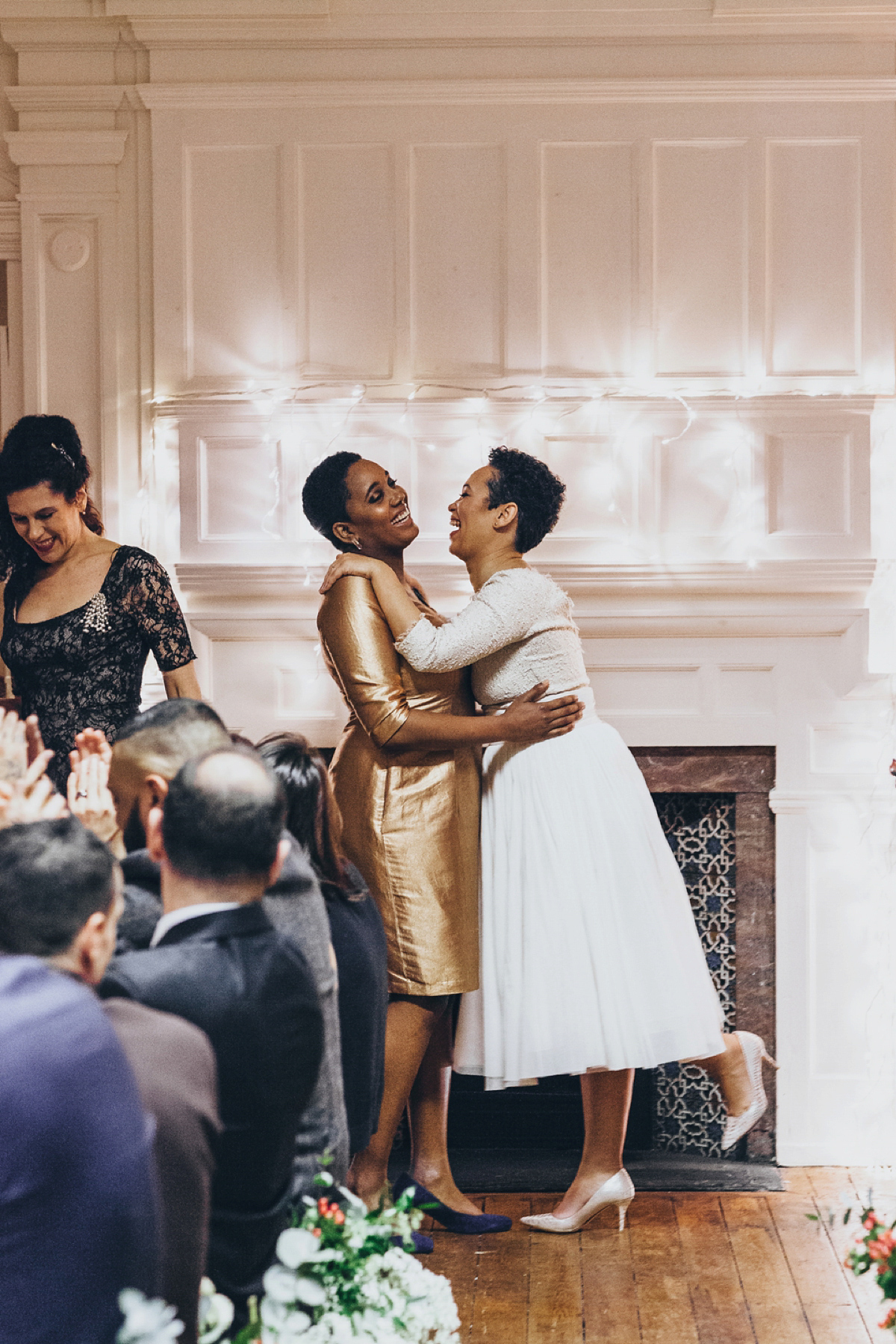 Pure 100% Love – A Music, Food and West Indian Inspired City Wedding