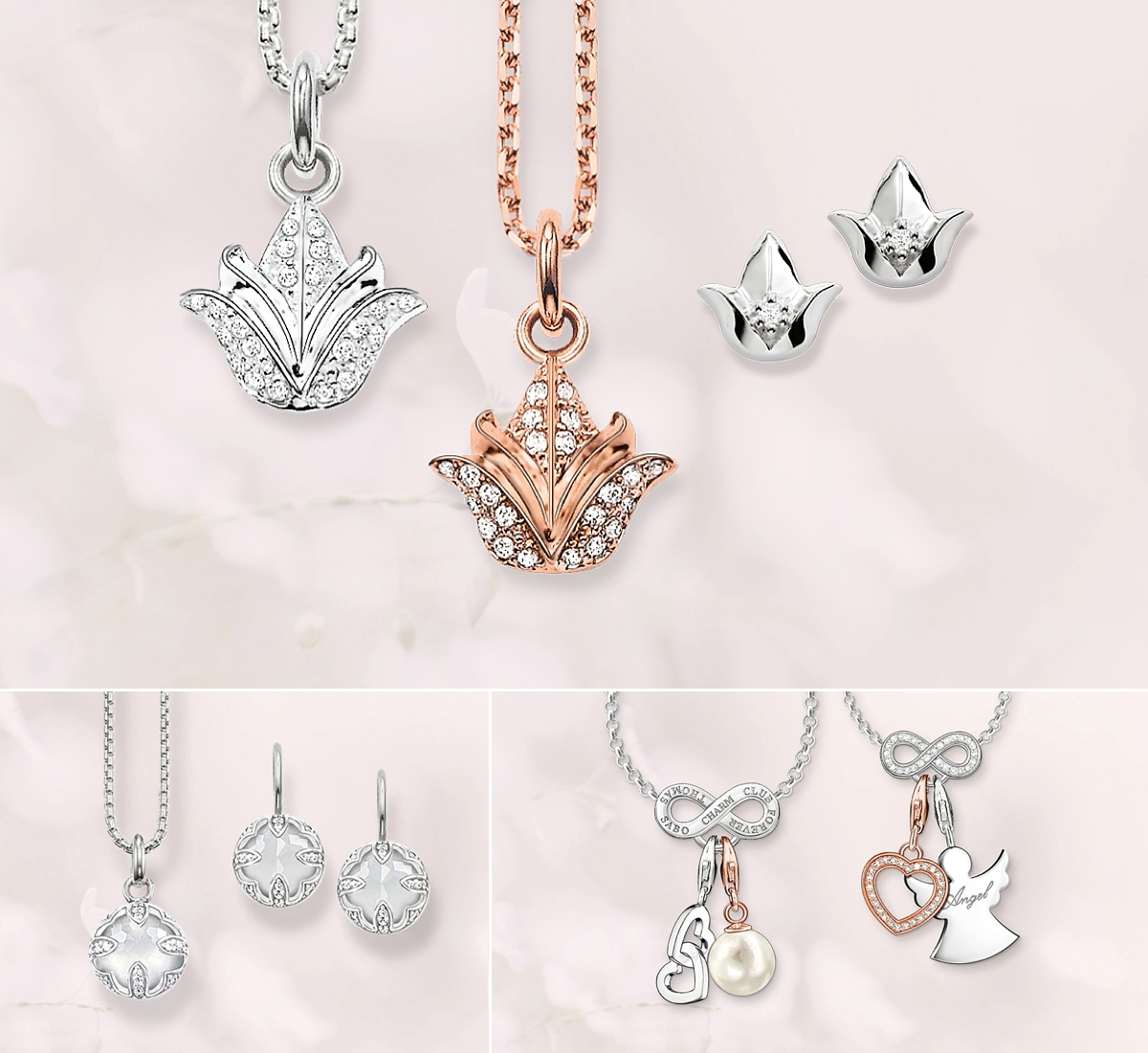 Beautiful Bridal Jewellery From Thomas Sabo