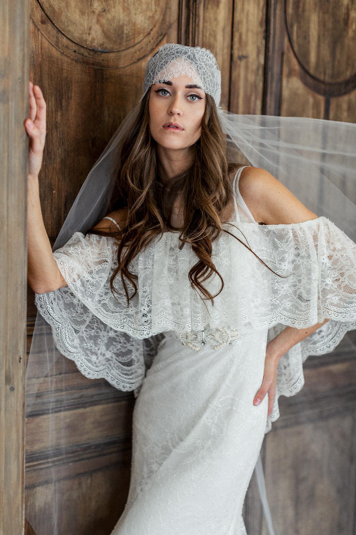 Carefree Elegance – Wedding Dresses By Katya Katya Shehurina + 10 ...