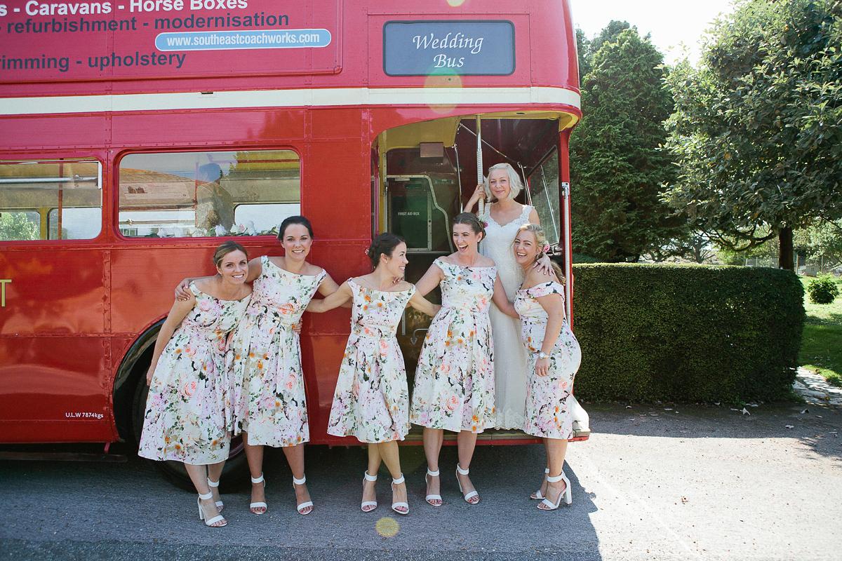 Beautiful, creative documentary wedding photography by Matilda Delves.