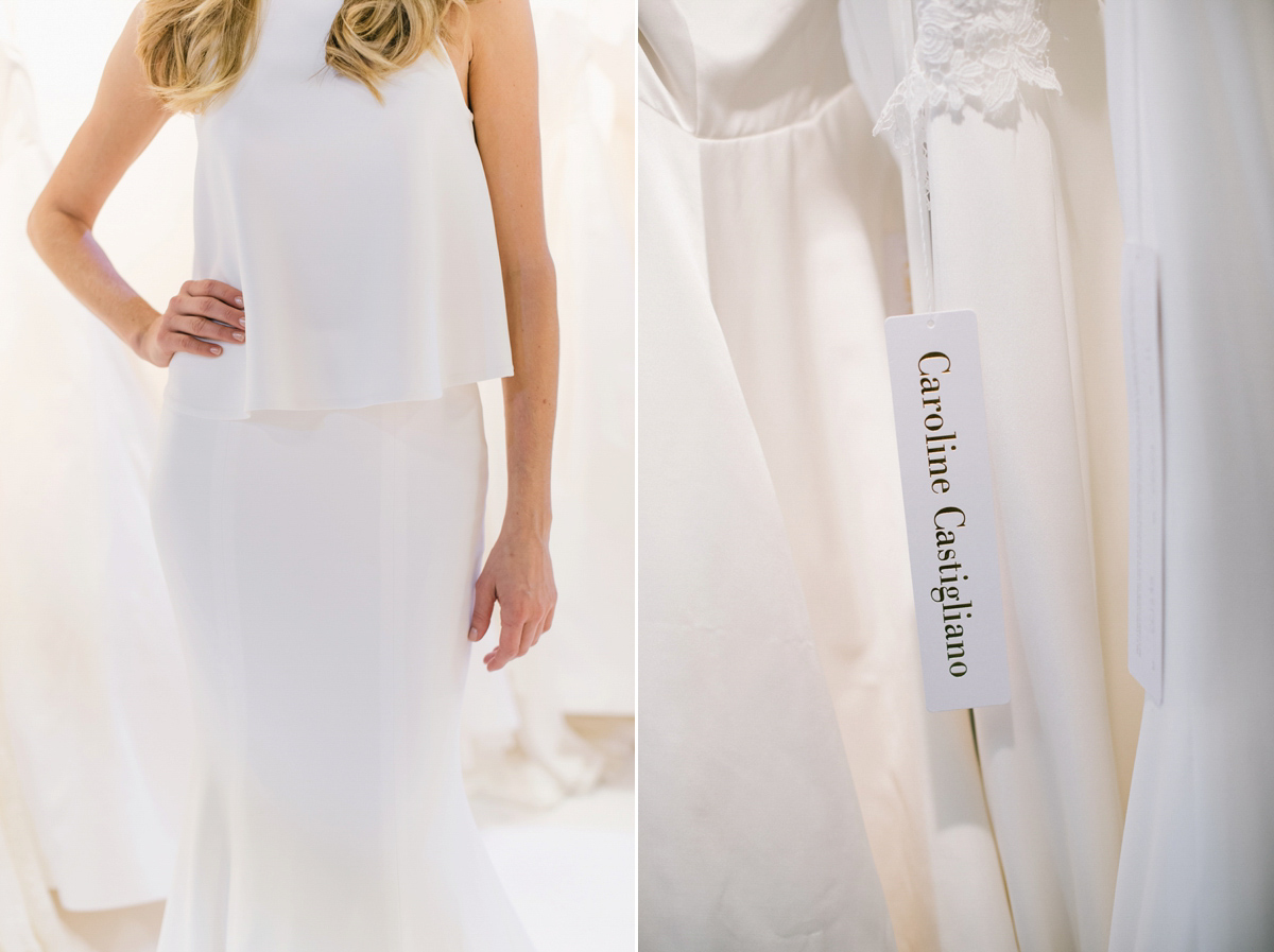 Caroline Castigliano 2017 'Love Is In the Air' Bridal Collection Preview