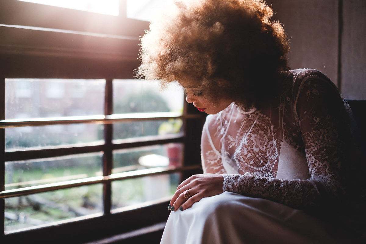 The Modern Bohemian and Free Spirited Bride, by Otaduy (Bridal Fashion Fashion & Beauty Styled Shoots )