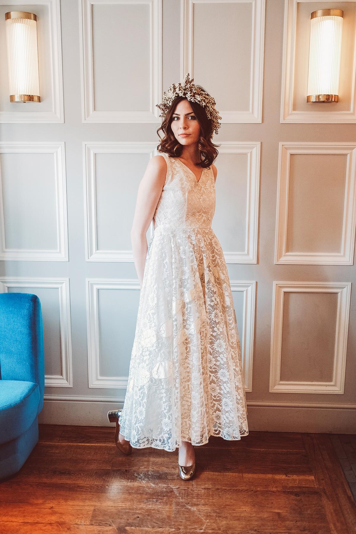 Beautiful Vintage Wedding Dresses & Bridal Fashion From