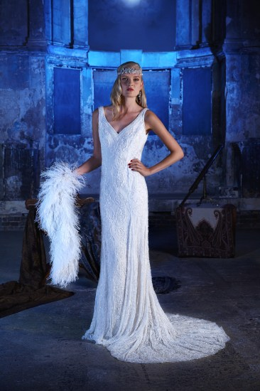 The Stardust Collection – A First Look At The Stunning 2017 Gowns From Eliza Jane Howell (Bridal Fashion Fashion & Beauty Get Inspired Supplier Spotlight )