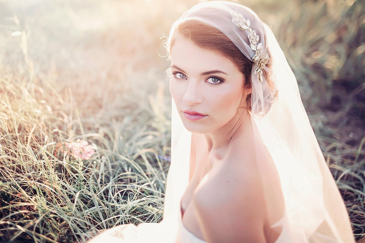 Ethereal and Fairytale Inspired Bridal Accessories By Gadegaard Design