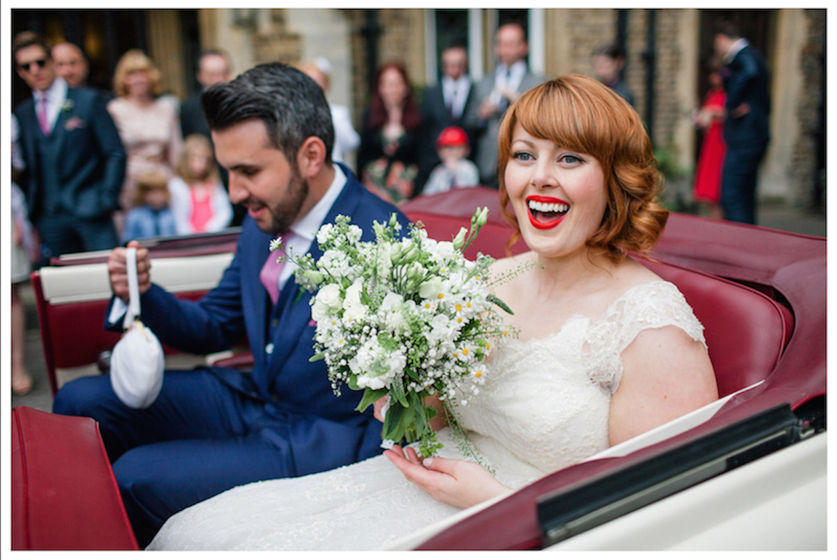 Beautiful Bridal Hair & Makeup From Lipstick & Curls (UK Wide Coverage)