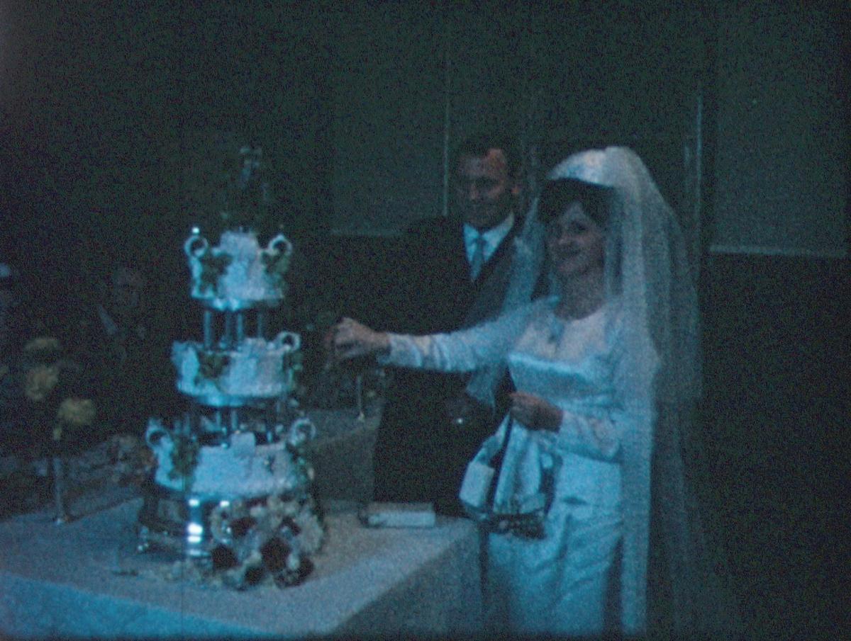 Wedding Film Memories From 1966 (Films Let's Talk Personal, Life, Love Wedding Talk Weddings )